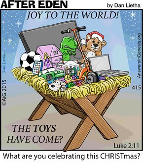 Toys to the World?