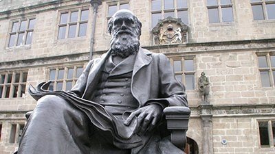 "Should We ""Cancel"" Charles Darwin?"