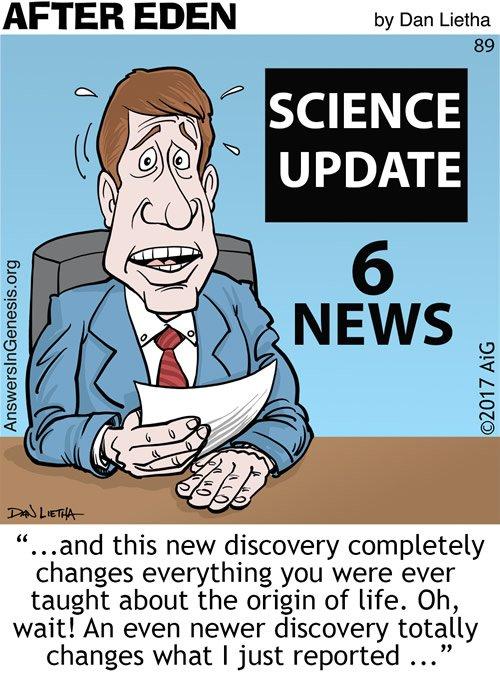 Science Update