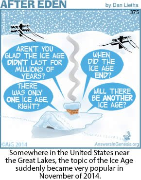 Ice Age Questions