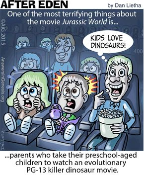 Cartoon: Parental Guidance