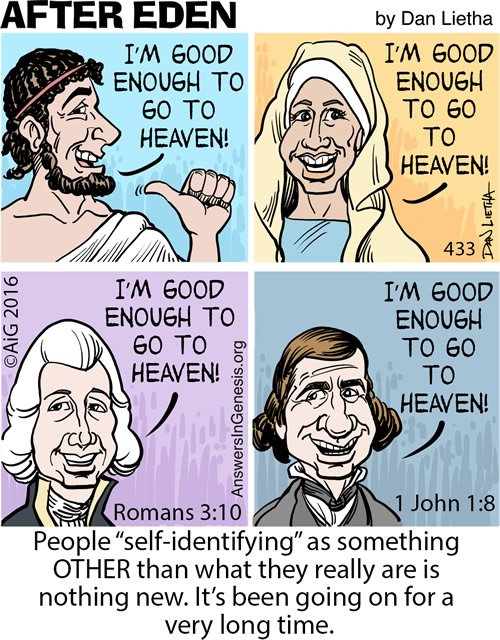 Self-Identifying