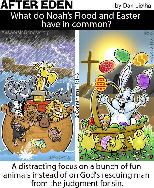 Growing Distractions