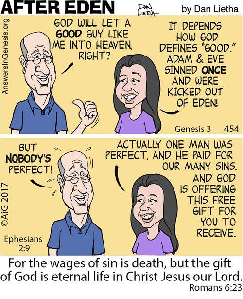 God Defines Good
