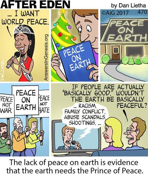 The Peace Problem