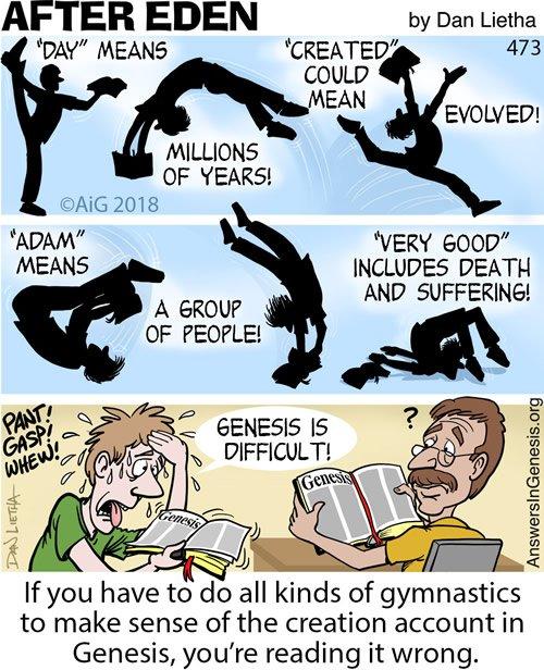Genesis With a Twist