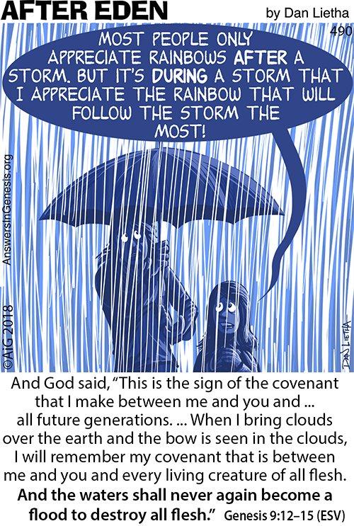 Rainbow Appreciation
