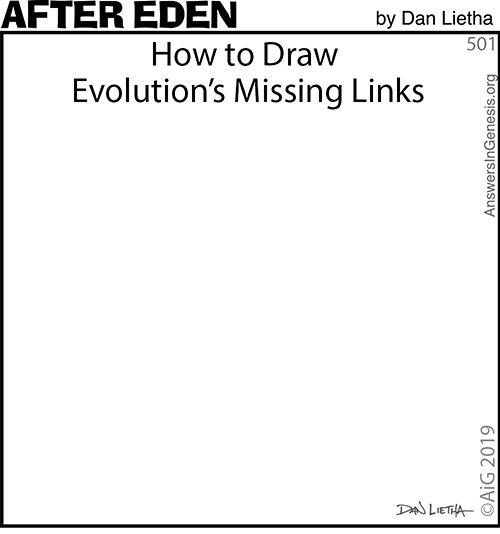 Cartoon: Missing