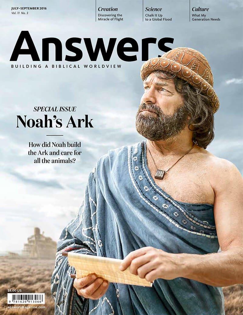 Answers Magazine