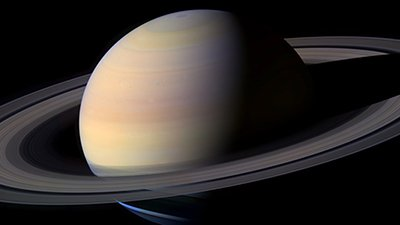 Saturn—Jewel in the Creator's Showcase