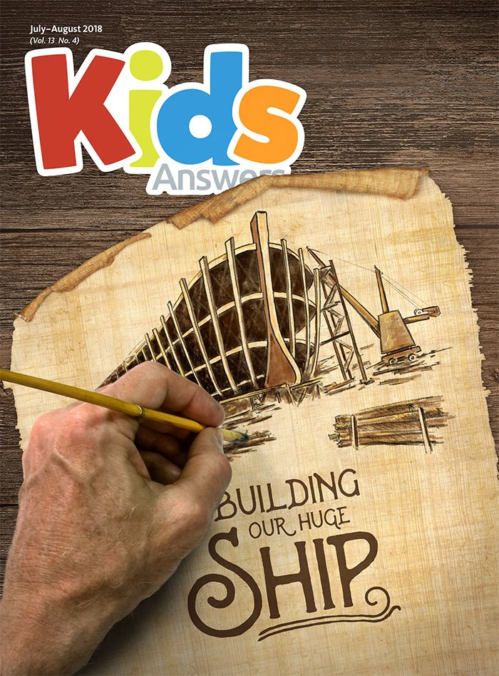 Building Our Huge Ship