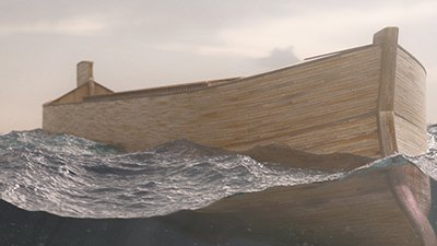 How Could Noah's Ark Survive the Storm?
