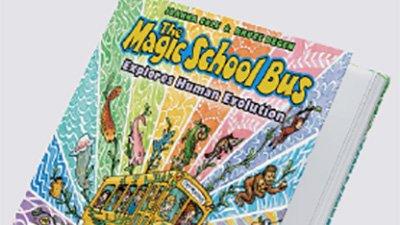 The Magic School Bus Explores Evolution