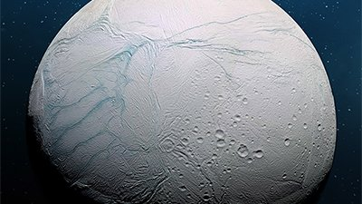 Enceladus: Frozen Stripes and Frozen Pipes