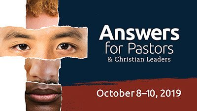 Register Now for Answers for Pastors 2019