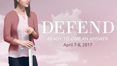 Ladies, Prepare to Defend Your Faith This Year