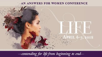 "Answers for Women: ""The Conference Seems to Get Better Each Year"""