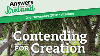 """Contending for Creation"" in the Republic of Ireland"