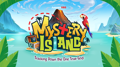 Learn More About Mystery Island During Our Free VBS Workshop