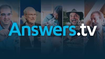 Catch Creation Museum Presentations on Answers TV