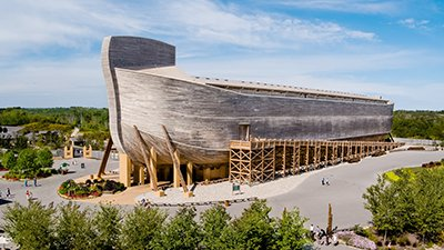 Behind the Scenes of the Ark Encounter's Exhibits