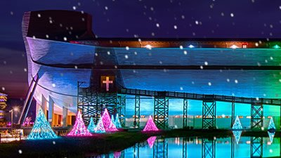 Ark Encounter anuncia eventos especiales gratuitos