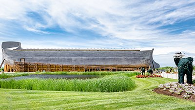 Exceeding Expectations at the Ark Encounter