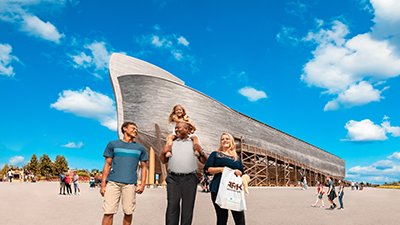 Help Us Reopen the Ark Encounter and Creation Museum