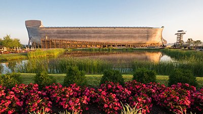 Ark Encounter and Creation Museum Temporarily Closed until April 20 or later