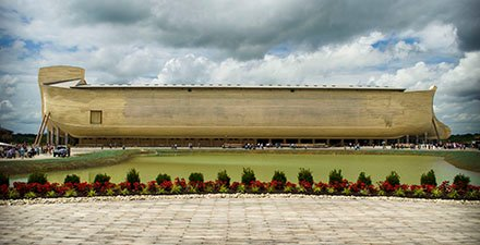 Ark Encounter Opens to the Public!