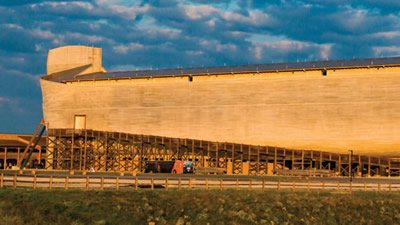 Ark Encounter Featured in New Zealand Men's Magazine