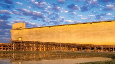 Join Us for a Sunrise Easter Service at the Ark Encounter with Ray Comfort