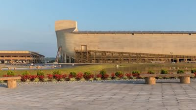 Ark Encounter to Host Film Premiere of The Atheist Delusion Aired Live by Daystar TV