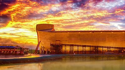 Ark Encounter and Creation Museum Finish First and Second in National Poll