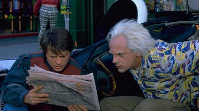 Lessons from Back to the Future
