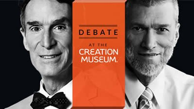 Bill Nye/Ken Ham Debate Still Making an Impact Four Years Later