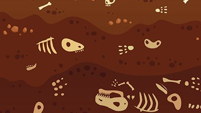 Biological Remnants in Fossils—They're Common!