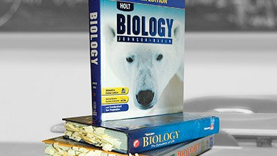 Biology 101: Dissecting Today's Textbooks