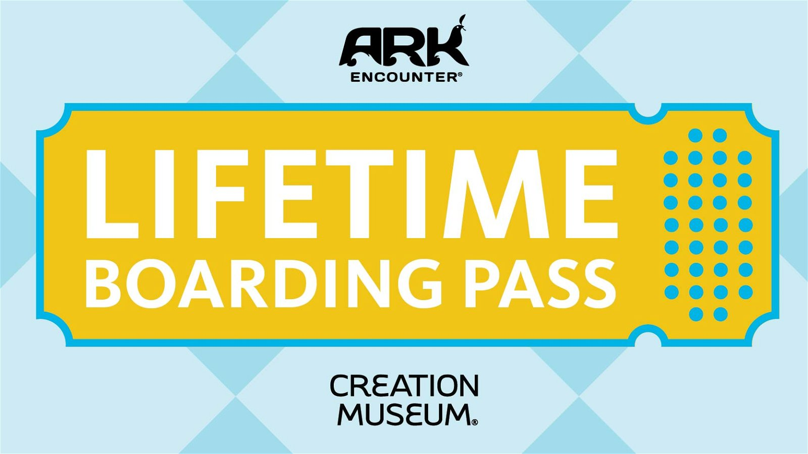 Don't Miss Out on a Lifetime Boarding Pass to the Ark Encounter
