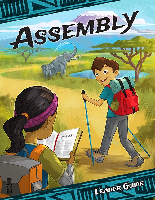 Camp Kilimanjaro Assembly Guide (Excerpt)