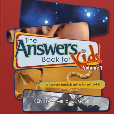 The Answers Book for Kids: Volume 1