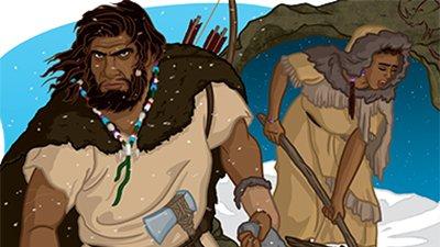 Neanderthal (Homo sapiens neanderthalensis)