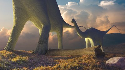Brontosaurus: The Only Dino to Go Extinct Twice