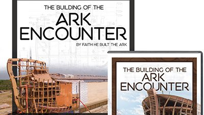 Go Behind the Scenes in The Building of the Ark Encounter