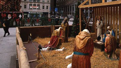 Christ, Christmas, and the US Constitution