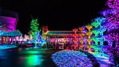 It's Beginning to Look a Lot Like Christmas at the Creation Museum and Ark Encounter