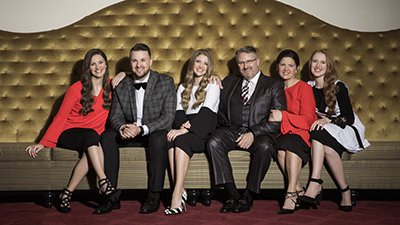The Collingsworth Family Is Coming to the Ark Encounter, October 28–30, 2021