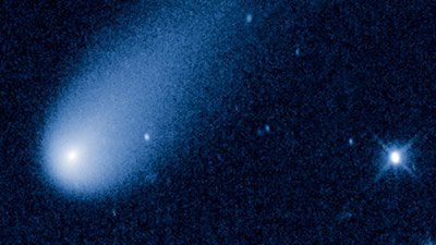 Comet Ison—Fire in the Sky
