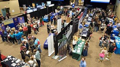 Start Your College Search with Creation College Expo 2019