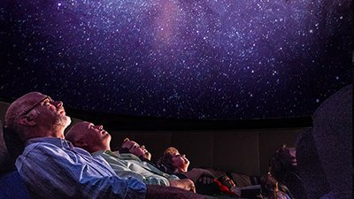 Stargazer Planetarium to Get Major Upgrade